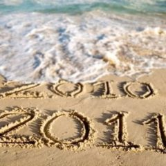 Bye 2010 and Hello 2011