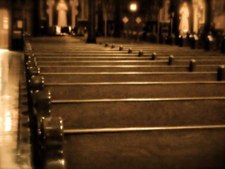 churchpews