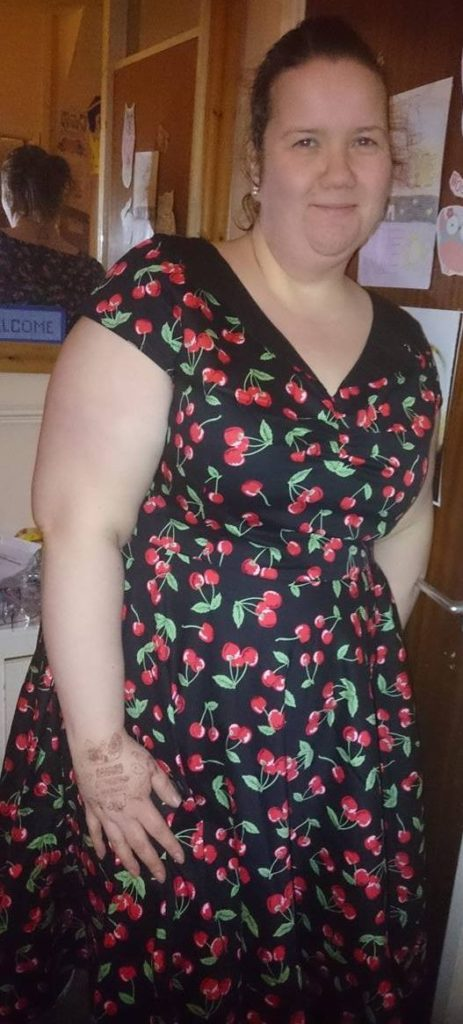 cherriesdresssmoulder