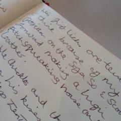 Old School Erotica Writing