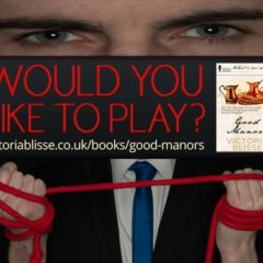 New Release:Good Manors with Games of Dominance and Submission @Totally_Bound