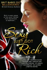 Black Friday Bargain - Billionaire Bonking with 25% off! @8britbabes #BDSM #erotica