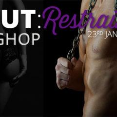 Sign up for Smut:Restrained Blog Hop 23rd-27th January @TalkSmut #erotica #bondage
