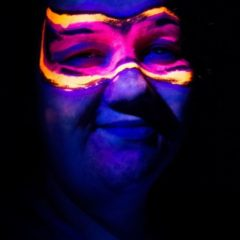 UV Body Paint Shoot with JW Creative Networker